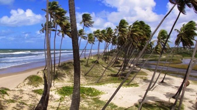 Alto astral marcou o X Encontro Brasileiro de Naturismo em Entre Rios na Bahia.