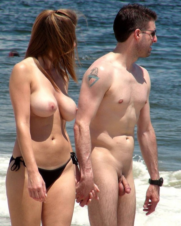 couple naked