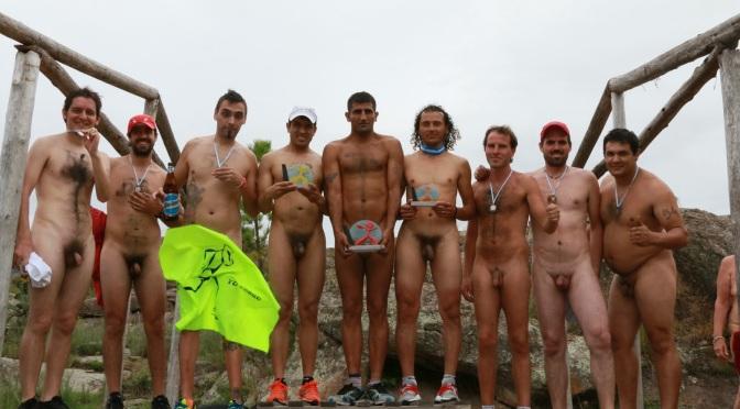 Veja como foi a Décima Cross Nudista na Reserva de Yatán Rumi, da cidade de Tanti