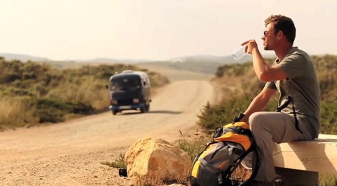 O curta A Rota Vicentina de Portugal é premiado nos EUA
