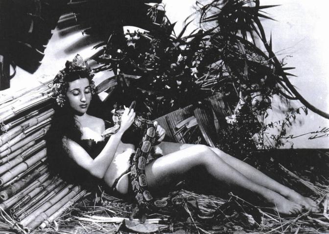 Dora Vivacqua a precursora do naturismo no Brasil