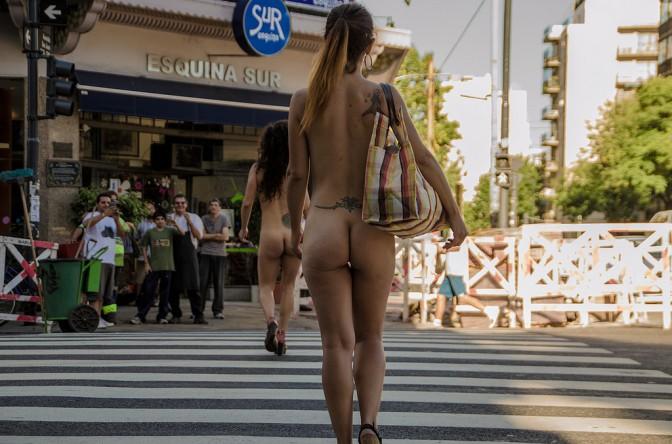 Você pode andar nu pelas ruas da Cidade?