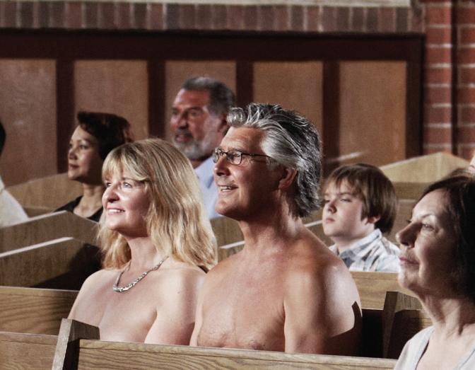 Nudismo evangélico cresce no mundo e se espalha pelo Brasil