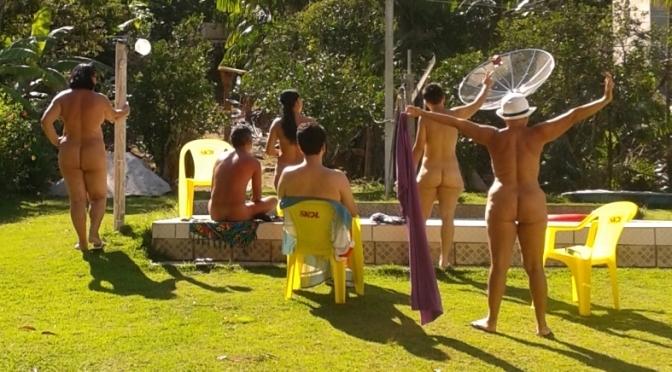 Veja como foi o encontro do Grupo Naturista Capixaba no sítio em Guarapari – ES