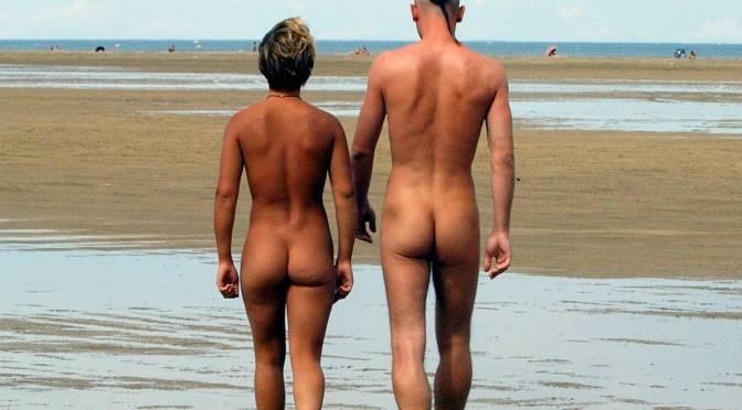O naturismo na Dinamarca