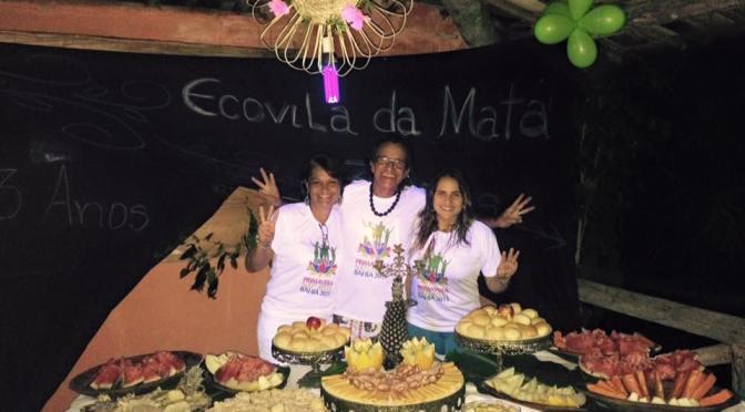 Ecovila da Mata a primeira Vila Naturista do Nordeste completa três anos
