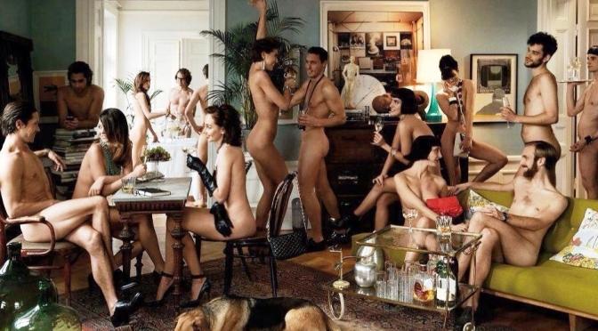 O naturismo nos leva a uma vida social mais real