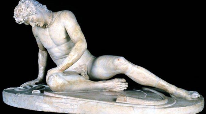Italianos se irritam por estátuas de nus terem sido tapadas durante a visita do presidente iraniano