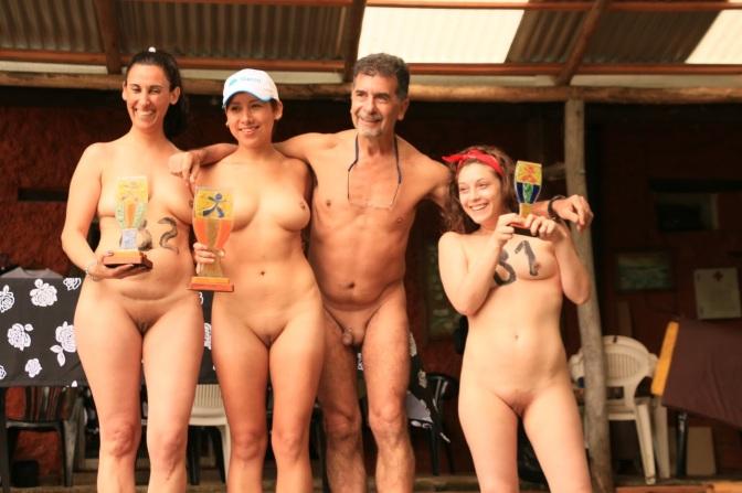 Confira como foi a Cross Nudista 2015 realizada em Yatan Rumi na Argentina