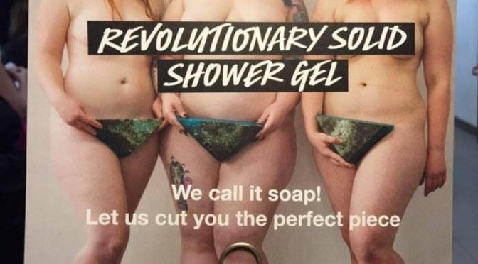 Anuncio para promover a imagem do corpo positivo foi considerada ofensiva